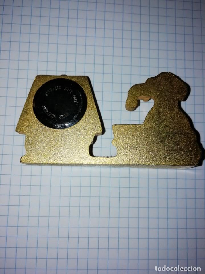 Relojes de carga manual: Reloj oasis metal pila de boton - Foto 2 - 195301915