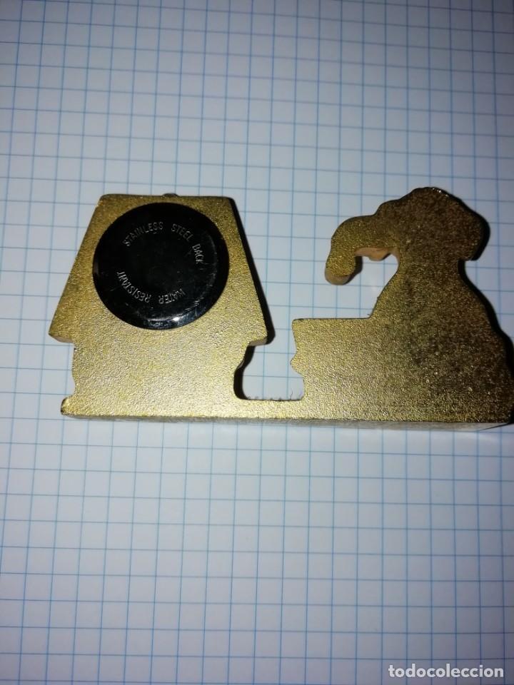 Relojes de carga manual: Reloj oasis metal pila de boton - Foto 3 - 195301915