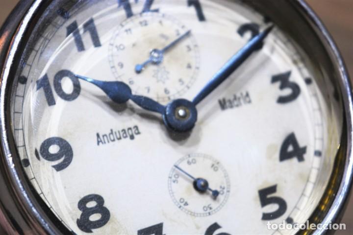 DESPERTADOR SOBREMESA ANTIGUO, DE MARCA FRMB JUNGHANS A CUERDA METÁLICO - 3 ESFERAS Y CAMPANA - 20,S (Relojes - Sobremesa Carga Manual)