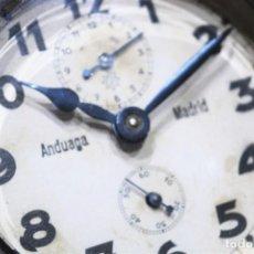 Relojes de carga manual: DESPERTADOR SOBREMESA ANTIGUO, DE MARCA FRMB JUNGHANS A CUERDA METÁLICO - 3 ESFERAS Y CAMPANA - 20,S. Lote 195309067