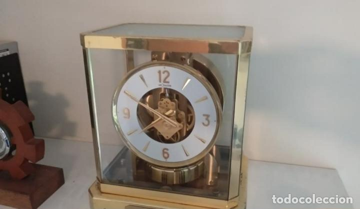 Relojes de carga manual: Jaeger Lecoultre Atmos - Foto 2 - 195361540