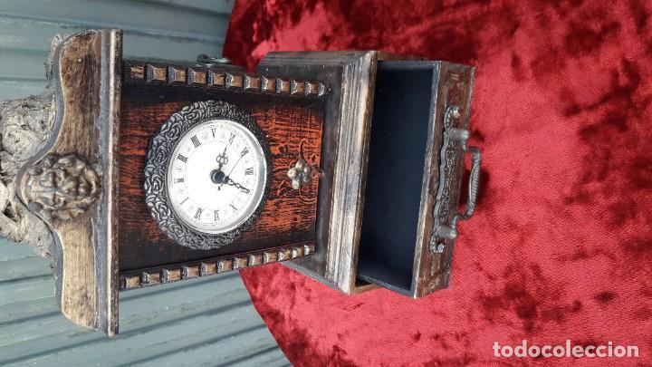 Relojes de carga manual: Reloj composición - Foto 4 - 195407145