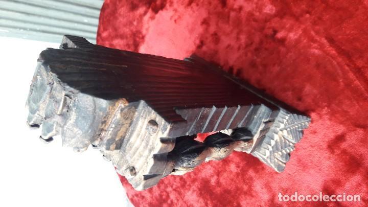 Relojes de carga manual: Reloj en madera - Foto 3 - 195407837