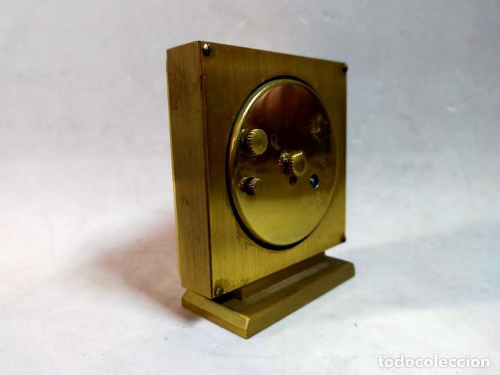 Relojes de carga manual: RELOJ DE SOBREMESA DE CARGA MANUAL. EUROPA, 7 JEWELS - Foto 4 - 195407912