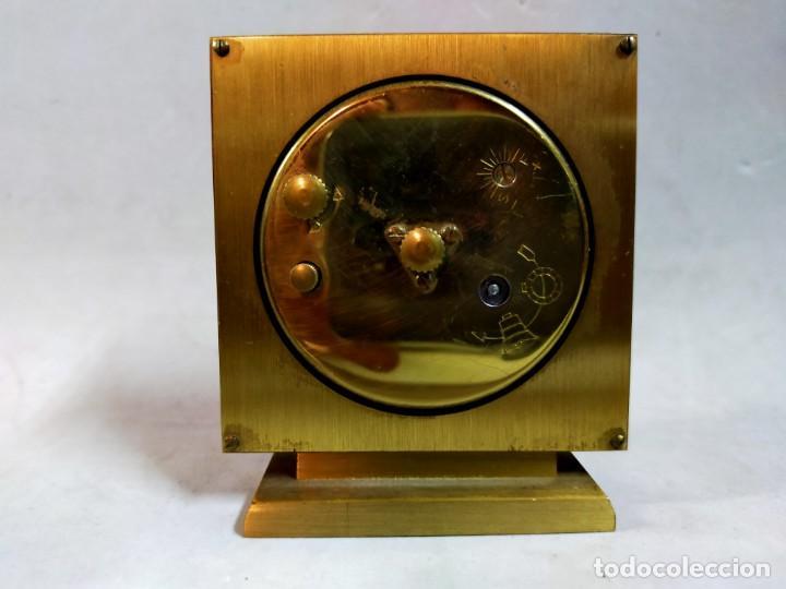 Relojes de carga manual: RELOJ DE SOBREMESA DE CARGA MANUAL. EUROPA, 7 JEWELS - Foto 5 - 195407912