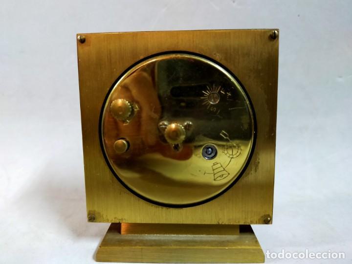 Relojes de carga manual: RELOJ DE SOBREMESA DE CARGA MANUAL. EUROPA, 7 JEWELS - Foto 8 - 195407912