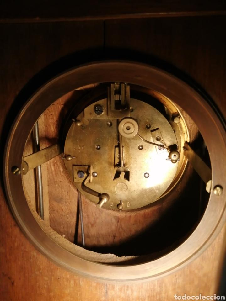 Relojes de carga manual: Reloj de sobremesa en madera,Francia siglo XIX c.1880 - Foto 3 - 195516363