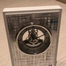 Relojes de carga manual: RELOJ ITALIANO DE PLATA SOVRANI.. Lote 196105833