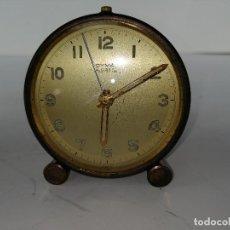 Relojes de carga manual: RELOJ DESPERTADOR CYMA AMIC. Lote 196296860