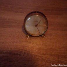 Relojes de carga manual: RELOJ SOBREMESA CYMA AMIC 11 JEWELS SUIZA. Lote 196671722