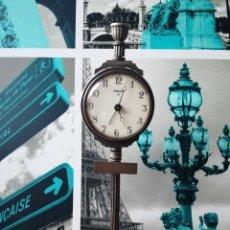 Relojes de carga manual: RELOJ FAROLA SWIZA 8 DÍAS.CON ALARMA.. Lote 196795332