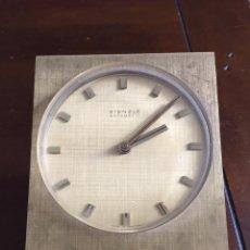 Relojes de carga manual: RELOJ VINTAGE AUTOMÁTICO SOBREMESA KIENZLE. Lote 200256678