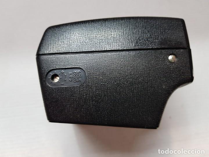 Relojes de carga manual: Reloj Sobremesa Ventanillas,Cortinillas Banco Peninsular funcionando Dificilisimo - Foto 2 - 200548460