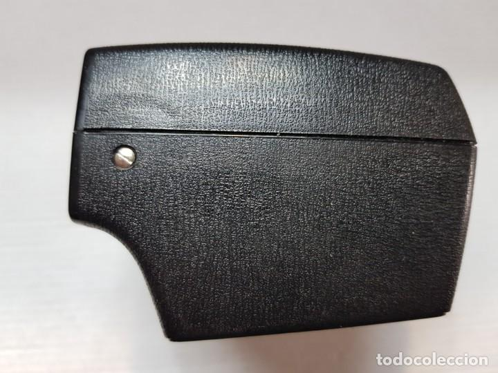 Relojes de carga manual: Reloj Sobremesa Ventanillas,Cortinillas Banco Peninsular funcionando Dificilisimo - Foto 4 - 200548460
