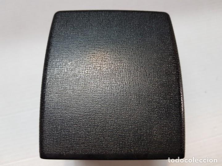 Relojes de carga manual: Reloj Sobremesa Ventanillas,Cortinillas Banco Peninsular funcionando Dificilisimo - Foto 5 - 200548460