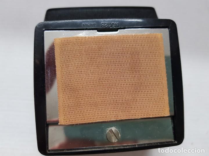 Relojes de carga manual: Reloj Sobremesa Ventanillas,Cortinillas Banco Peninsular funcionando Dificilisimo - Foto 6 - 200548460