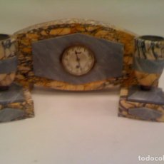 Relojes de carga manual: RELOJ ART DECO-. Lote 200561228