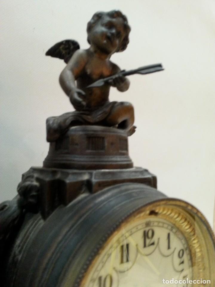 Relojes de carga manual: reloj de sobremesa frances -MOREAU- - Foto 6 - 200564823
