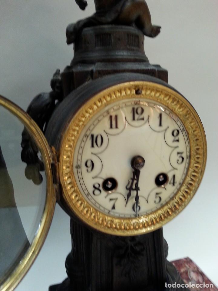 Relojes de carga manual: reloj de sobremesa frances -MOREAU- - Foto 7 - 200564823