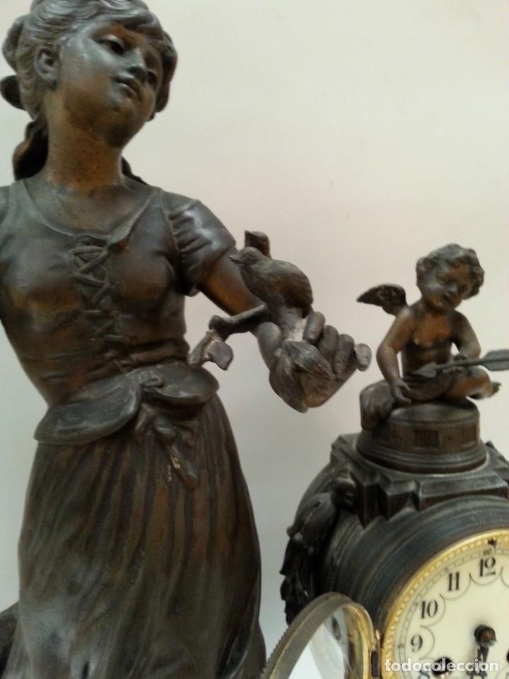 Relojes de carga manual: reloj de sobremesa frances -MOREAU- - Foto 10 - 200564823
