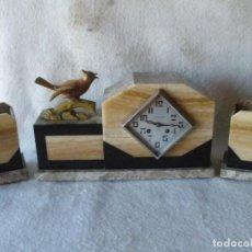 Relojes de carga manual: RELOJ ART DECO-GERBE D;OR -NANTES. Lote 200568853