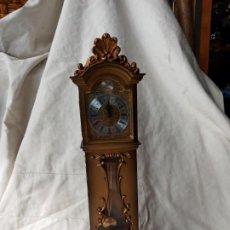Relojes de carga manual: RELOJ DE PENDULO EN MINIATURA DE LA MARCA ALEMANA JCHMID. Lote 200620398