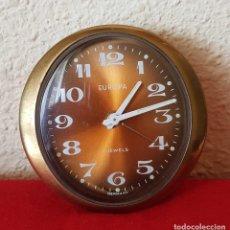 Relojes de carga manual: RELOJ EUROPA DE VIAJE. Lote 201525200