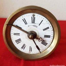 Relojes de carga manual: RELOJ ANTIGUO DE SOBREMESA. Lote 201525978