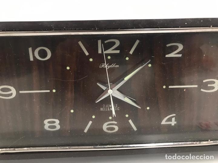 Relojes de carga manual: Reloj de sobremesa vintage - Foto 2 - 202104070