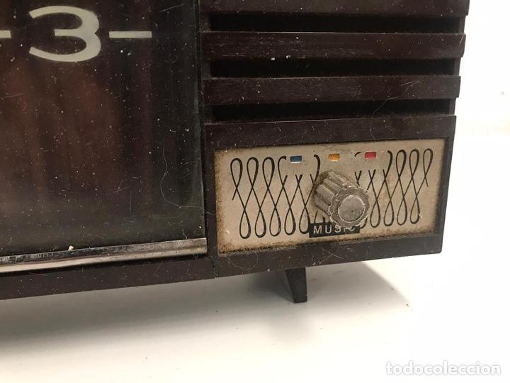 Relojes de carga manual: Reloj de sobremesa vintage - Foto 3 - 202104070
