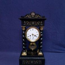 Relojes de carga manual: RELOJ NAPOLEON III. Lote 202268898