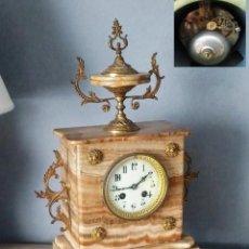 Relojes de carga manual: RELOJ NAPOLEÓN III, REALIZADO ALREDEDOR DE 1900. Lote 202423968