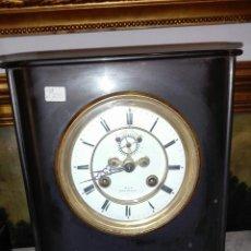 Relojes de carga manual: RELOJ DE SOBREMESA DESCONOZCO SI FUNCIONA SIN GARANTÍA 33 X 27 X 15 CM. Lote 202521232