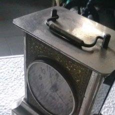 Relojes de carga manual: RELOJ DE VIAJE. Lote 202801361