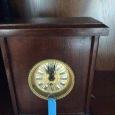 Relojes de carga manual: RELOJ SOBREMESA. Lote 203607865