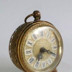 Relógios de carga manual: RELOJ DESPERTADOR BLESSING, WEST GERMANY. CARGA MANUAL.. Lote 203890442