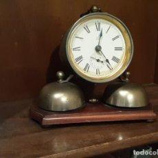 Relógios de carga manual: RELOJ ANTIGUO DE MESA. Lote 204657926
