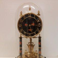 Relógios de carga manual: RELOJ KUNDO KIENINGER & OBERGFELL 400 DIAS. Lote 204689200