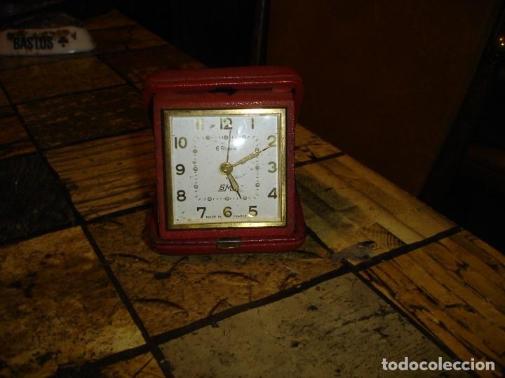 Relojes de carga manual: excepcional coleccion de relojes de viaje despertadores ver fotos - Foto 2 - 205912306
