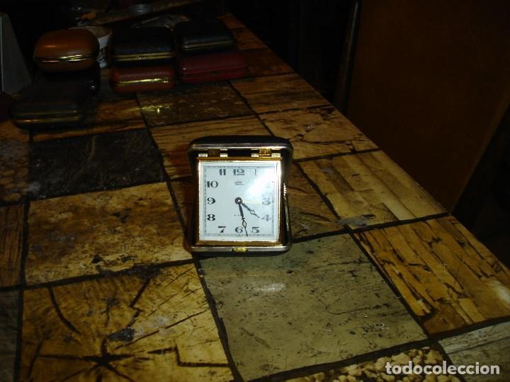 Relojes de carga manual: excepcional coleccion de relojes de viaje despertadores ver fotos - Foto 9 - 205912306
