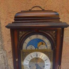 Relógios de carga manual: RELOJ SOBREMESA AÑOS 70. Lote 206265801