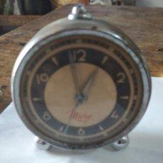 Relojes de carga manual: RELOJ DESPERTADOR DE CARGA MANUAL MICRO 57. Lote 206466882