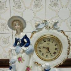 Relojes de carga manual: RELOJ PORCELANA LANDEX. Lote 206578251