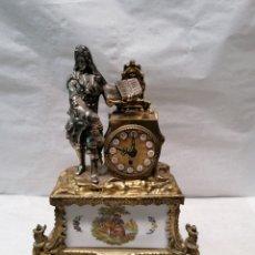 Relojes de carga manual: RELOJ BRONCE?. Lote 207418863