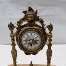 Relojes de carga manual: RELOJ COLUMNAS. Lote 207420341