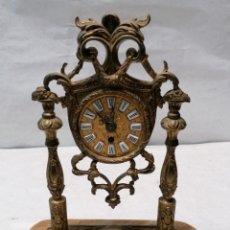 Relógios de carga manual: RELOJ DE COLUMNAS. Lote 207420832