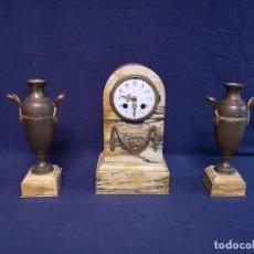 Relojes de carga manual: RELOJ CON GUARNICION LUIS XVI. Lote 207977916