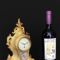 Relojes de carga manual: ANTIGUO RELOJ FRANCES ESTILO LUIS XV. TAMAÑO MINI. Lote 208136647