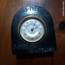 Relojes de carga manual: RELOJ CON BUENA MÁQUINA PARA SOBREMESAS. Lote 210258180
