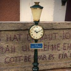 """Relojes de carga manual: RELOJ DE MESA JAEGER LECOULTRE """"RUE DE LA PAIX"""". Lote 210447647"""
